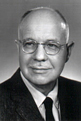 Elmer Degowin, 1963 (Photo: Elmer DeGowin courtesy: University of Iowa, DeGowin Blood Center)